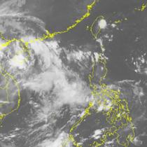 Áp thấp nhiệt đới đổ bộ lũ ở các sông từ Thanh Hoá đến Quảng Trị đang lên nhanh