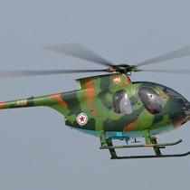 Chiến dịch bí mật giúp Triều Tiên sở hữu 87 trực thăng Mỹ