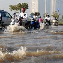Ứng dụng cập nhật điểm ngập lụt tại TP.HCM