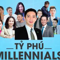 [Video] Tỷ phú thế hệ Millennials ở Việt Nam, họ là ai?
