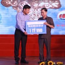Tập đoàn FLC hỗ trợ 1 tỷ đồng khắc phục hậu quả thiên tai tại Thanh Hoá