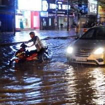 Thời tiết hôm nay 18/10: Trung Bộ, Nam Trung Bộ mưa lớn
