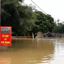 Trại giam ở Thanh Hóa bác thông tin 300 tù nhân chết trong lũ