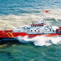 Sà lan mất tích cùng ba thuyền viên tại biển Hải Phòng