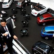 """Singapore sợ """"vỡ trận"""" vì quá nhiều ô tô"""