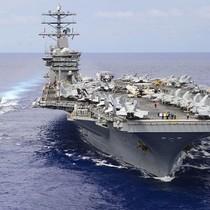 Ba tàu sân bay Mỹ có thể cùng tập trận khi Tổng thống Trump thăm châu Á