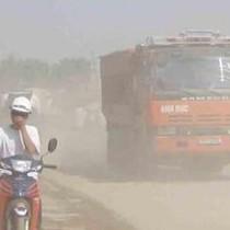 Ô nhiễm không khí ở Hà Nội đang ở mức rất đáng báo động