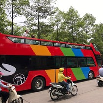 Bộ Tài chính bác đề xuất miễn thuế nhập xe buýt 2 tầng