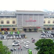 Đồ án khu vực ga Hà Nội chưa tính nhu cầu giao thông