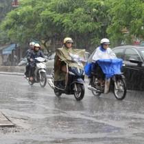 Thời tiết hôm nay 4/11: Vùng núi Bắc Bộ nhiệt độ thấp dưới 13 độ C, Nam Bộ mưa lớn
