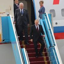 Chiếc vali hạt nhân luôn theo sát Tổng thống Putin