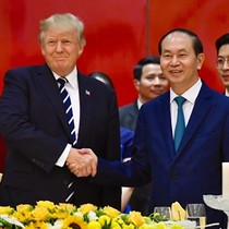 """Tổng thống Trump: """"Việt Nam đã trở thành một điều kỳ diệu của thế giới"""""""