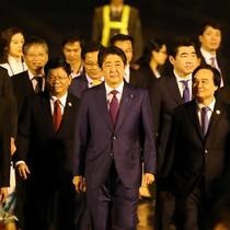 Dấu ấn Abe trên bàn cờ địa chính trị mới