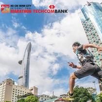 Tham gia giải chạy Marathon quốc tế TP. Hồ Chí Minh Techcombank 2017 và đóng góp cho cộng đồng