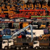 Nhật Bản xuất khẩu mạnh nhất từ khủng hoảng tài chính toàn cầu