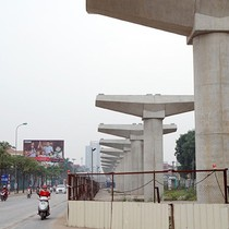 Đường sắt đô thị đoạn Trần Hưng Đạo - Thượng Đình giảm 5.843 tỷ vốn dự toán
