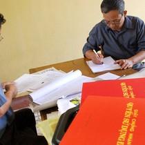 Bộ Tài nguyên và Môi trường nói về quy định ghi tên cả gia đình vào sổ đỏ