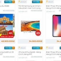 Online Friday 2017: Khuyến mãi ảo, giá đắt hơn thị trường
