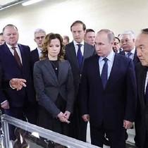 Điện Kremlin có thay đổi Hiến pháp để ông Putin ứng cử nhiệm kỳ 5?