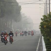 Bắc Bộ sáng sớm có sương mù, trưa hửng nắng