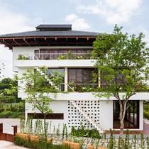 5 ngôi nhà Việt khác lạ do kiến trúc sư Nhật thiết kế