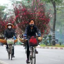 Thời tiết mồng 3 Tết: Bắc Bộ mưa phùn, Trung và Nam Bộ mưa rào vài nơi