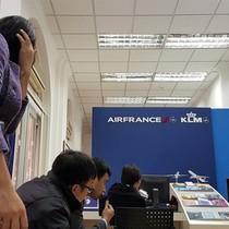 """""""Câu trả lời của Air France chung chung, không thể chấp nhận"""""""