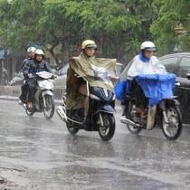 Thời tiết tuần tới: Đầu tuần Bắc Bộ có mưa rào, cuối tuần hửng nắng