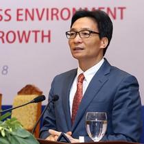 """Phó Thủ tướng: """"Cải thiện vượt bậc môi trường kinh doanh cần nỗ lực phi thường"""""""