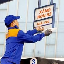 Giá xăng dầu đồng loạt tăng 300 đồng/lít