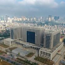 Vì sao trụ sở hơn 4.000 tỷ đồng của Bộ Ngoại giao chậm tiến độ?