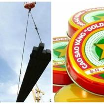 """Thị trường tuần qua: Thép tiếp tục được """"bảo vệ"""", cao Sao Vàng tăng giá 80 lần trên Amazon"""