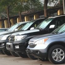 Bộ Tài chính nói gì về thông tin xe ô tô công thanh lý giá 46,2 triệu đồng/xe?
