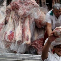 2.780 tấn thịt trị giá hơn 4 triệu USD từ Brazil đã vào Việt Nam