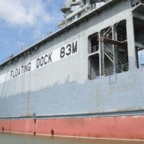 Vinalines rao bán công ty đóng tàu, trông ụ nổi với giá gần 82 tỷ đồng