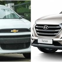Thị trường tuần qua: Méo mặt vì ế ô  tô Van biển D, ô tô Hàn liên tiếp xuống giá