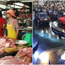 Thị trường tuần qua: Giá lợn tăng trở lại nhờ Trung Quốc thu mua; khép lại giấc mơ ô tô giá rẻ