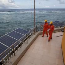 EVN nhận bàn giao, quản lý cấp điện cho quần đảo Trường Sa