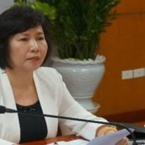 Bộ Công Thương nói gì về kiến nghị xem xét miễn nhiệm các chức vụ của Thứ trưởng Hồ Thị Kim Thoa?