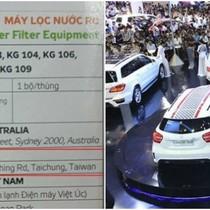 """Thị trường tuần qua: Kangaroo """"lập lờ"""" xuất xứ Trung Quốc; """"mông lung"""" giá xe ô tô"""