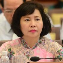 Bộ Công Thương: Bà Hồ Thị Kim Thoa chính thức nghỉ hưu từ 1/9