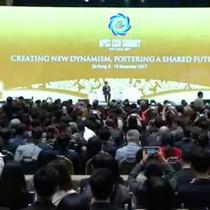 Chủ tịch nước: Cộng đồng doanh nghiệp APEC cần chung tay giải quyết 3 vấn đề cấp bách