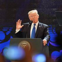 """Tổng thống Donald Trump: """"Tôi sẽ không để nước Mỹ bị lợi dụng"""""""