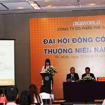 Digiworld: 8 tháng ước lãi trước thuế 100 tỷ đồng