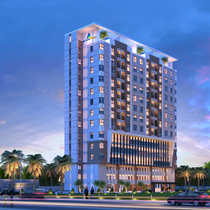 Đất Xanh giới thiệu căn hộ Officcetel cao cấp tại khu Nam Sài Gòn