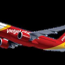 Lộ diện 2 tổ chức đầu tư hơn 1.000 tỷ đồng vào Vietjet Air