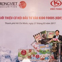 Tại sao KIDO Foods lại IPO?