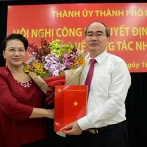 Ông Nguyễn Thiện Nhân làm Bí thư Thành ủy TP. Hồ Chí Minh