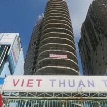 Vì đâu cao ốc có sân đỗ trực thăng ngay cửa ngõ Đông Sài Gòn 3 lần đấu giá thất bại?