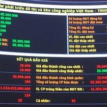 IPO IDICO: Nhà đầu tư nước ngoài mua đến 74,8% lượng cổ phần chào bán